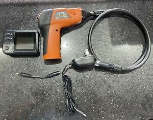 Cen tech Wireless Inspection Camera With 2 4 Color Lcd Monitor
