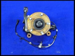 2015 2020 Ford Mustang Gt Ecoboost Driver Lh Spindle Knuckle Hubs Abs Oem
