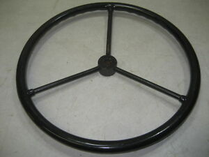 John Deere Tractor Model Late A b g 50 60 others Steering Wheel