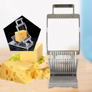 Commercial Cheese Bread Slicer Food Cutter Home Use For Cheese Bread 1 2cm