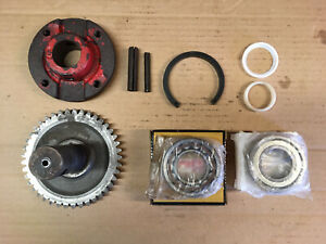 Disc Drive Shaft Gear Hub Assembly For Vicon Cm165 Cm240 Disc Mower