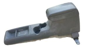 2004 2012 Chevy Colorado Gmc Canyon Floor Center Console Storage Armrest Gray