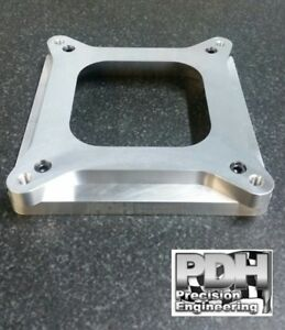 4150 Holley Carburetor To 4500 Manifold Adaptor 1 High Carby Spacer