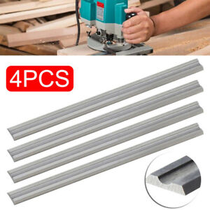 4pcs Planer 82mm For Bosch Pho 20 82 Pho 3100 Pho 15 82 B34 Hard Metal Replace