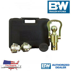 B W Hitches Ball Safety Chain Kit Fits Ford Gm Nissan With Puck System