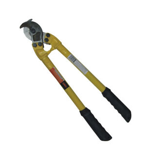 Valley 24 Cable Cutter Wire Cutter Electrical Copper Aluminum Cable Cutter Tool