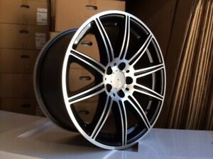 18 Amg E63s Style Rims Wheels Fits Mercedes Benz Cls Class Cls500 Cls550 Cls55