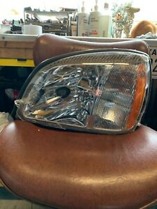 For 2000 2005 Cadillac Deville Headlight Side Driver Right