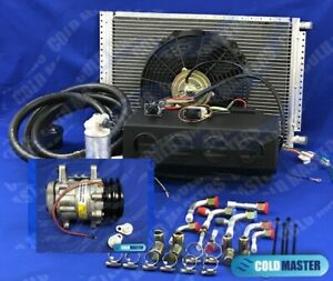 Universal Underdash Air Conditioning A c Kit 432 0 7b10 12x16