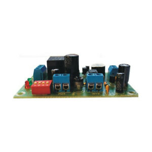 Kit Timer Ne555 With 3 Lap And Time Settable Led buzzer relay 12v Dc