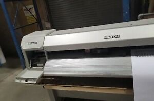 used Mutoh Valuejet 1624 64 Wide Format Double Head Printer