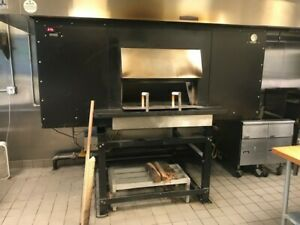 Earthstone Gas wood Fire Pizza Oven