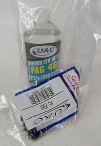 Uac Pag 46 R134a Premium Synthetic Refrigerant Oil Rs 2583 A C System Seal Kit