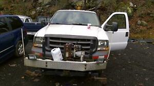 Front Axle Assy Ford F350 Sd Pickup 01 02 03 04 Srw 3 73 Ratio