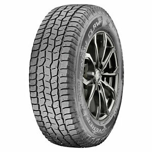2 New Cooper Discoverer Snow Claw Winter Snow Tires Lt265 70r17 121r Lre