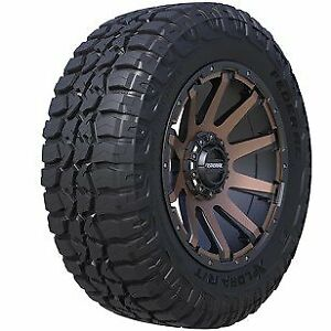Set Of 4 Federal Xplora R t All terrain Tires 35x12 50r20 121q Lre 10ply Rated