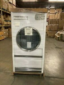Never Used Huebsch 50 Lb Commercial Dryer 200 208 60 3 electric