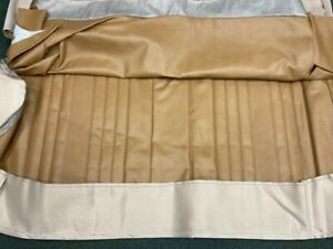 1969 Chevelle El Camino Saddle Front Bench Seat Covers Pui In Stock