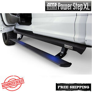 Amp Powerstep Xl Plug Play Automatic Running Boards 2007 2021 Tundra Crewmax