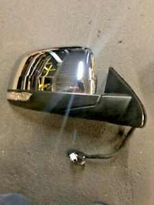 Jeep Grand Cherokee Side view Mirror Right 68236932ae 2017 2021 Oem Chrome