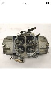 Holley 750 Cfm Carburetor