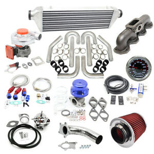 T3t4 Turbo Kits For Honda Prelude Accord Civic Crx Del Sol With H22 Motor Swap