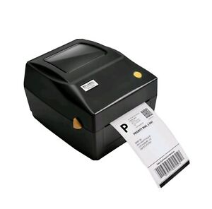 Mflabel Label Printer 4x6 Thermalprinter Commercial Direct Thermal High W Cabl