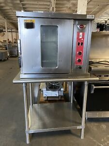 Wells Oc 1 1 2 Size Convection Oven Countertop