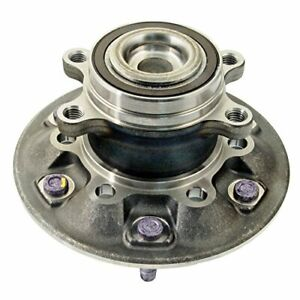 Ac Delco 515120 Acdelco Advantage Front Wheel Hub And Bearing Assembly