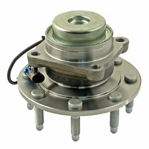 Ac Delco 515059 Acdelco Advantage Wheel Hub And Bearing Assembly With Wheel
