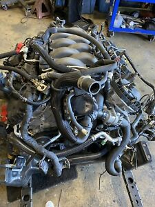 2018 Ford Mustang Gt Engine 5 0 Coyote Gen 3 5800 Miles