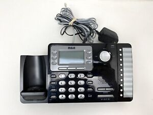 Rca 25212 Visys Telephone Base Unit Only With Power Adapter