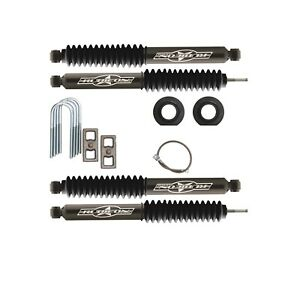 Rubicon Express Re6165 Suspension Lift Kit With Shocks Fits 84 01 Cherokee Xj
