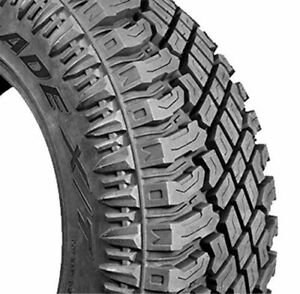 Set Of 4 Atturo Trail Blade X t All terrain Tires Lt285 65r18 Lre 10ply Rated