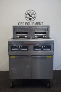 Frymaster Stainless Steel Electric Fryer With Filtration Model Fpre217 2rtcsc