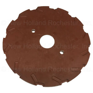 Kinze 12 cell Cotton Brush type Meter Seed Disc Part Ga6182