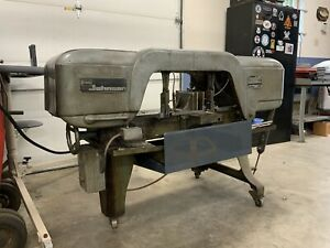 Kysor johnson Horizontal Band Saw