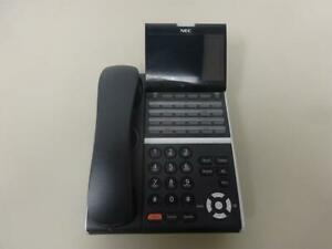 Nec Dt830 660136 Itz 24cg 3 24 button Black Color Lcd Ip Phone