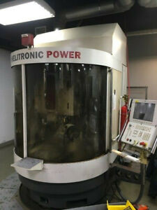 Cnc Walter Tool Cutter Grinder Hp 600 Manufactured 2004 Excellent Used Cond