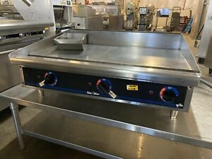 Star Max Electric Flat Griddle 36