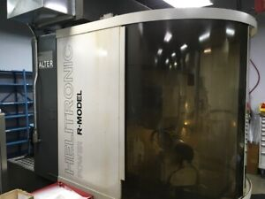 Cnc Walter Tool And Cutter Grinder Model Power r In A Excellent Used Condition