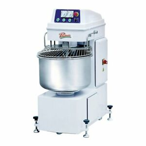 Primo Psm 60e 2 speed Spiral Mixer With 126 Qt Bowl 132 Lbs Dough Capacity