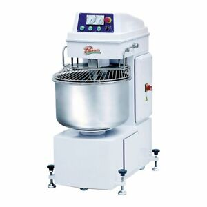 Primo Psm 160e 2 speed Spiral Mixer With 204 Qt Bowl 353 Lbs Dough Capacity