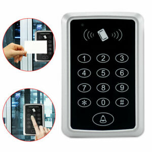 Entry For Door Lock System Home Security Proximity Swipe Card Access Control