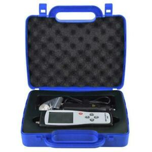 Lcd Digital Vibration Meter Acceleration velocity displacement Tester Vibrometer
