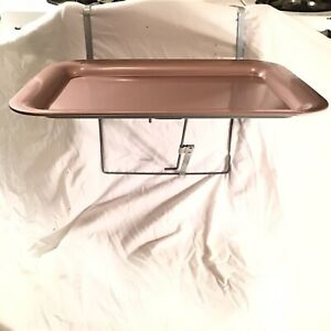 Vintage Nos Snap A Tray Auto Tray Hangs On Seat Or Door Car Hop Drivein 50s