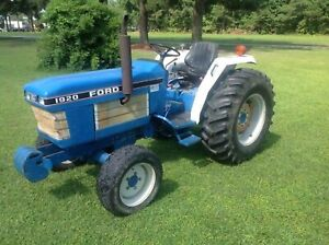 Ford 1920 Tractor Hood Decal