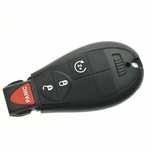 New 4 Button Keyless Entry Remote Start Key Fob For A 2012 Jeep Grand Cherokee