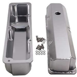 Valve Covers For Ford Fe Bbf 332 352 360 390 406 413 427 428 Pair 1958 1976