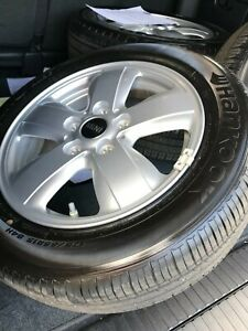 Mini Cooper 15 Inch Wheels And Tires Like New Set Of 4